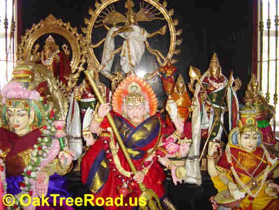 Edison Oak Tree Road Dasara Navratri Utsav 2016