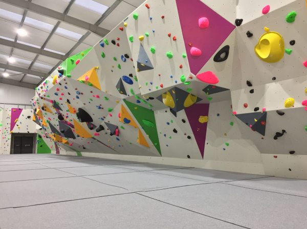 Oakwood Climbing Centre - Bouldering Kids Parties &