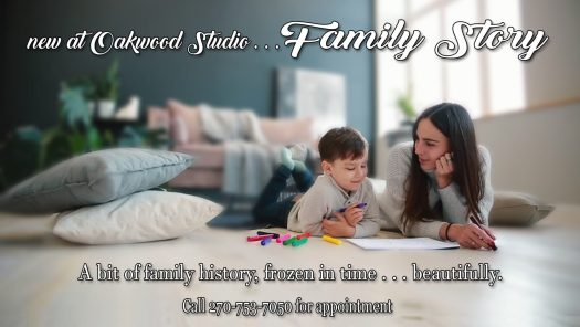 Oakwood Studio Family Story