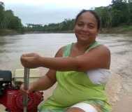 Leidiane Rebouças do Nascimento, 23 anos, foi assassinada com 13 facadas aplicadas pelo marido