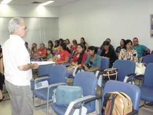 Acre é o primeiro estado a se mobilizar, em seminário, para a Conferência Nacional das Cidades (Foto: Assessoria Sehab)