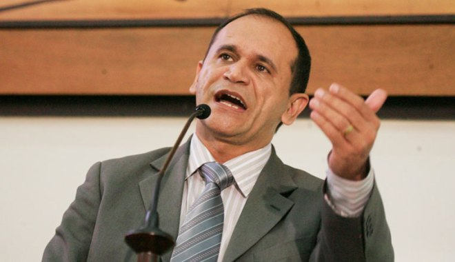 Deputado comunista acreano, Moisés Diniz, do PCdoB - Foto: A Tribuna