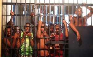 Cerca de 30 brasileiros estão cumprindo penas diversas na presídeio de Villa Bush, em Pando (Bolíva)