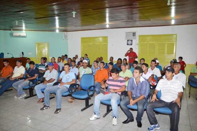 Reunião com Produtores Rurais e autoridades de Epitaciolândia - Fotos Wesley Cardoso