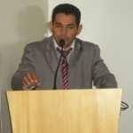 "Vereador Banadito ""Bil"", do PMDB - Foto: Assessoria"