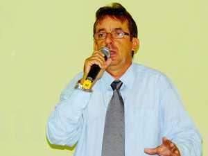 O líder do prefeito Marcinho Miranda na Câmara de Xapuri, Celso Paraná (PMDB) - Foto: Raimari Cardoso