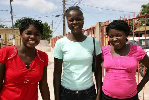 Em média chegam à fronteira acreana diariamente 20 haitianos (Foto: Gleilson Miranda/Secom)