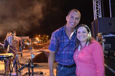 Abertura da 1ª Expolândia (Noite Gospel) fotos Ana Freitas em 25 de abril de 2013 (401)