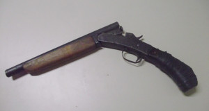 Arma usada por Willes foi emprestada por um menor que tem extensa ficha de crimes