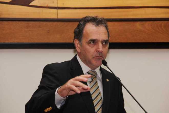 Deputado Luiz Tchê - Foto: Aleac