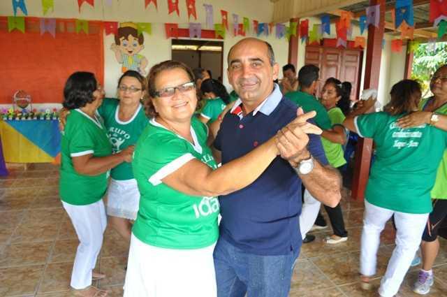 Everaldo Gomes esteve participando do evento - Foto: Assessoria