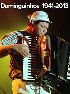 Músico Dominguinhos morreu nesta terça-feira em SP (Foto: Arnaldo Carvalho/JC Imagem/AE)