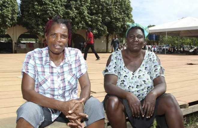 Muitas mulheres haitianas tem vindo para o Brasil  (Foto: Angela Peres/Secom)