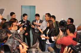 Para um dos advogados da empresa Telexfree, Djaci Falcão, o caminho natural agora é recorrer da decisão judicial/Foto: Agência ContilNet