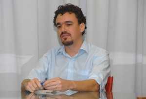 Secretário de Educação do Acre,Daniel Zen - Foto: Divulgação