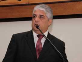 Líder do Governo na Aleac, Astério Moreira/Foto: Assessoria Aleac