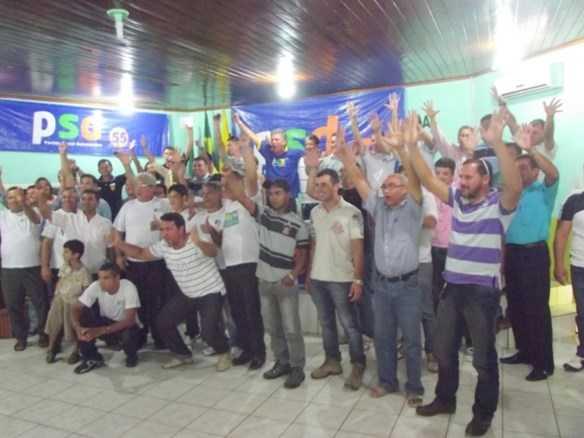 O PSD decidiu que em 2014 terá candidatura própria ao governo do Acre num processo de fortalecimento do partido no Acre