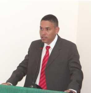 Vereador de Assis Brasil, Jerry Correa - Foto: Divulgação