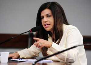 Deputada Antonia Lúcia - Foto: Divulgação