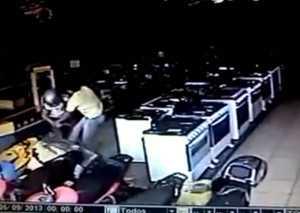 Policial que matou bandido morre no hospital - Foto: Vídeo/Captura