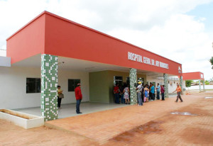 Hospital de Senador Guiomard, Ari Rodrigues