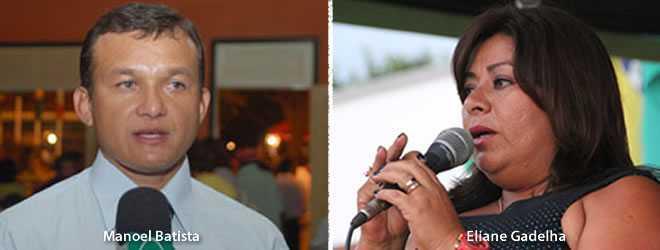Ex-prefeitos de Assis Brasil, Manoel Batista e Eliane Gadelha deixaram dívidas e não cumpriram metas em suas gestões