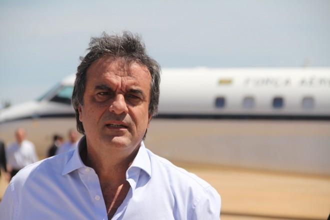 Ministro José Cardoso esteve reunido com autoridades do Acre para tentar resolver situação - Foto: Alexandre Lima/Arquivo