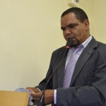 vereador Mário Jorge (SOLIDARIEDADE)