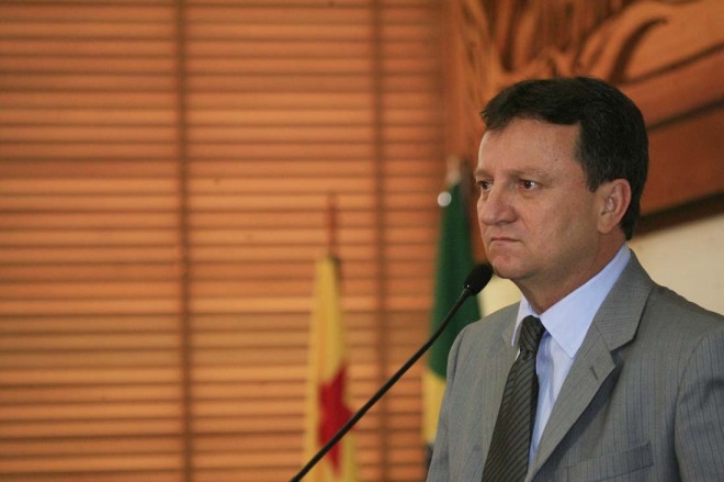 Deputado Geraldo Pereira/Foto: Ascom Aleac