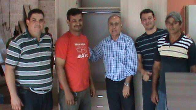 Bocalom e Roberto Duarte visitaram eleitores no Alto Acre/Foto: Assessoria