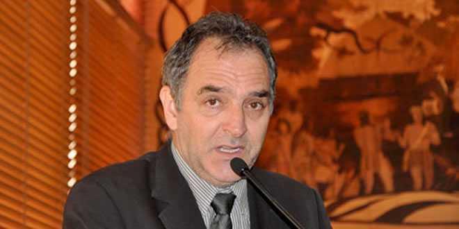 O deputado integrou a diretoria da Unale em 2004, quando iniciou sua participação como segundo representante da Aleac