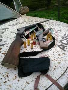 Armas de Francisco