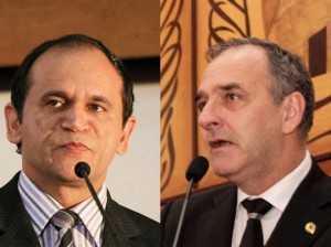Deputados Moisés e Tchê cobram explicações da empresa e do governo