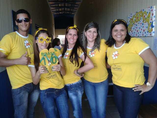Funcionários do CRAS da cidade de Brasiléia já estão no ritmo - Foto: Cedida