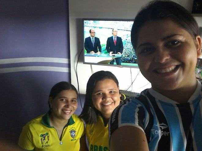 Vamos que Vamos Brasil!