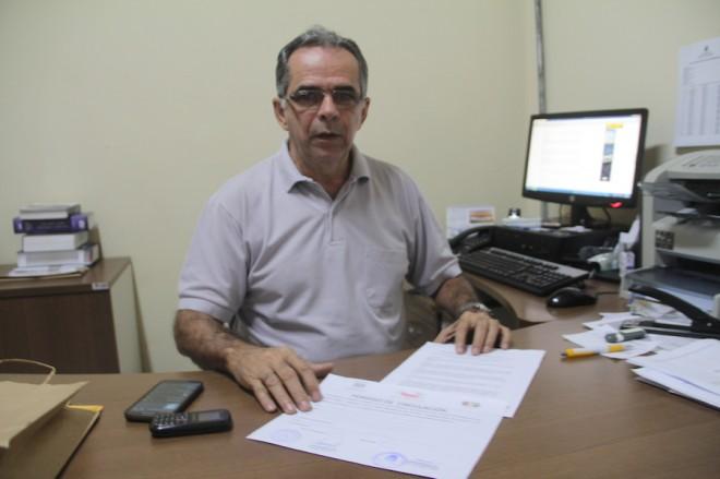 Delegado Mardilson Vitorino em Brasiléia, foi comunicado oficialmente - Foto: Alexandre Lima