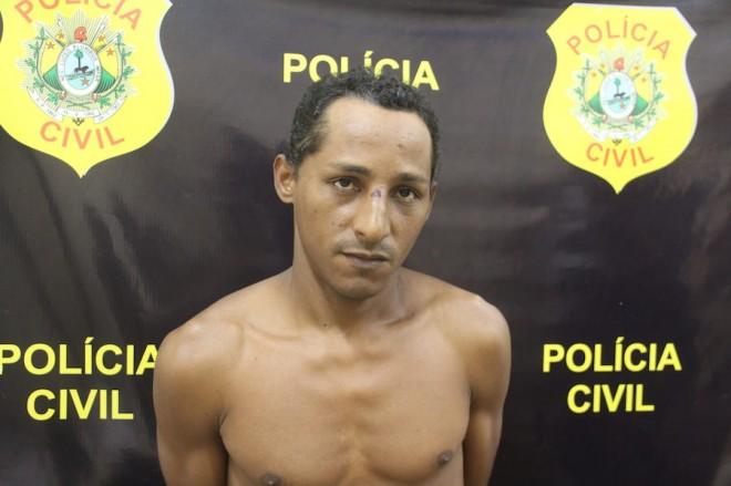 Sebastião foi considerado foragido da Justiça acreana por não cumprir o semiaberto - Foto: Alexandre Lima