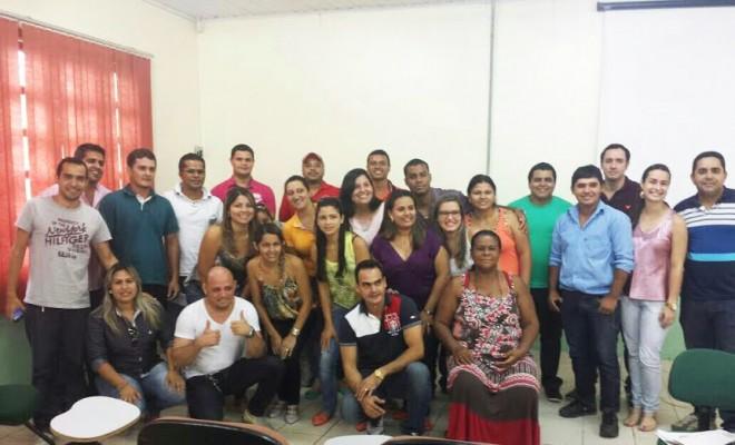A criação da associação aconteceu na tarde da última segunda-feira (10) no auditório do Campus Pereira/Foto: ContilNet Notícias