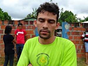 Marido alega que aparelhos foram desligados sem autorização (Foto: Vanísia Nery/ G1)