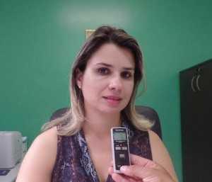Promotora Patrícia Paula