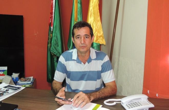 Prefeito de Xapuri, Marcinho Miranda (PSDB) - Foto: Assessoria