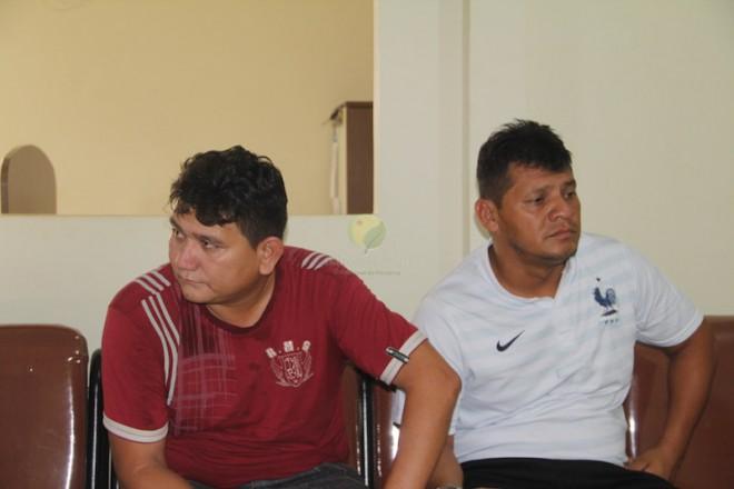 Dupla foi transferida para Brasiléia e depois ao presídio na Capital - Foto: Alexandre Lima