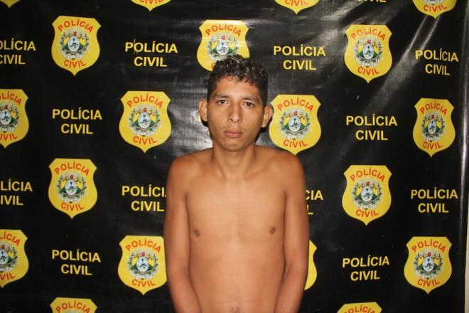 Daniel abriu o 'ponto' a cerca de uma semana e foi preso em flagrante - Foto: Alexandre Lima