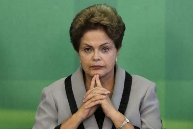 """Dilma falou em """"enxugamento da máquina pública para atingir a meta fiscal do ano Foto: Ueslei Marcelino / Reuters"""