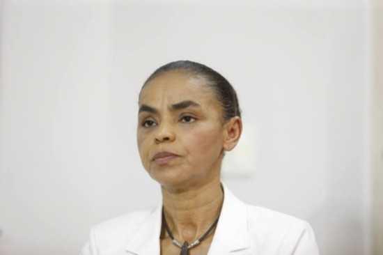 Ex-ministra Marina Silva