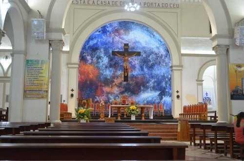 Catedral foi invadida por assaltantes