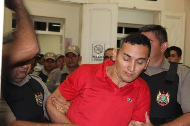 Após condenado, assassino do Delegado Carioca, Elivan Verus quase é linchado por populares