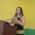 Vereadora Fernanda Hassem César (PT)