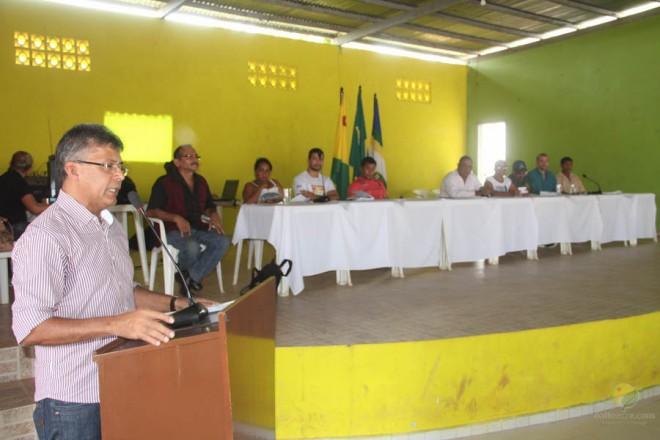 Deputado Antonio Pedro (DEM) esteve presente na Audiência e levará os fatos à Assembléia na Capital - Foto: Alexandre Lima