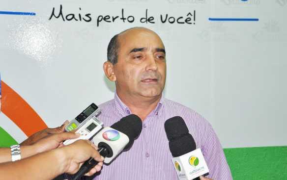 Prefeito Everaldo Gomes - Foto: Alexandre Lima/arquivo